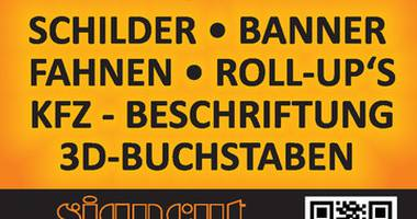 Signcut Beschriftungen in Puchheim in Oberbayern