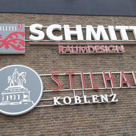 Stilhaus Koblenz – eine Marke von Farben Schmitt GmbH in Koblenz am Rhein