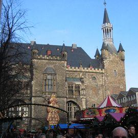 Dom in Aachen