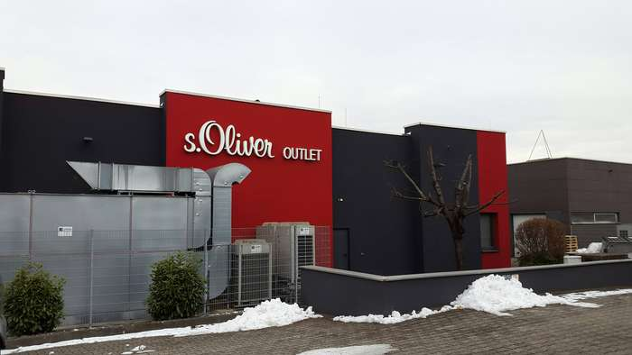 bilder und fotos zu s oliver outlet in m lheim stadt. Black Bedroom Furniture Sets. Home Design Ideas
