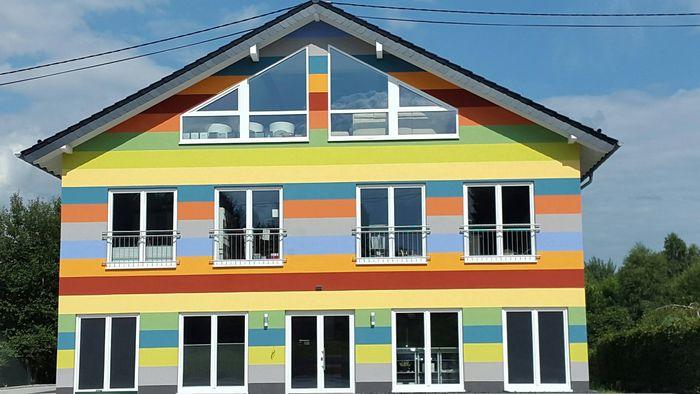 Bilder Und Fotos Zu Haus Der Farben Tapeten Bodenbelage In