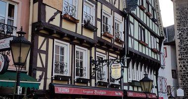 Hotel Restaurant Burgklause in Linz am Rhein