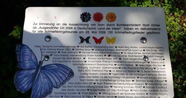 Fürstlicher Schlosspark Sayn in Bendorf am Rhein
