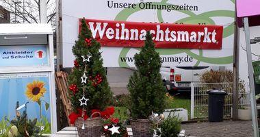 Garten May in Neuwied