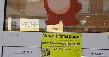 TEDDY APOTHEKE in Neuwied