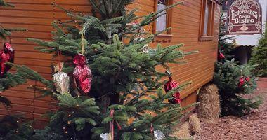 Nostalgischer Weihnachtsmarkt im Kasbachtal in Alfter