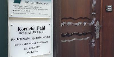 Fahl Kornelia Dipl.-Psych. Dipl.-Theol. Psychotherapeutische Praxis in Bad Münstereifel