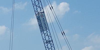 Hülskens GmbH & Co. Baggerei Wasserbau Schiffahrt in Wesel