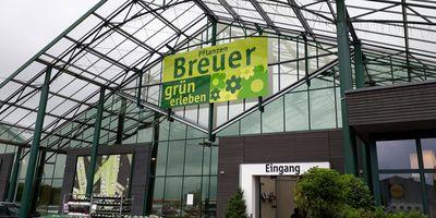 Pflanzen Breuer e.K., Hennef, in Hennef an der Sieg