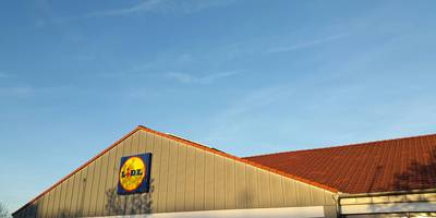 Lidl in Asbach im Westerwald
