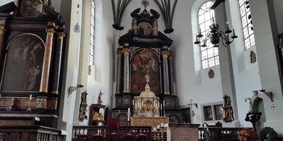 Pfarramt St. Chrysanthus und Daria Zentralbüro in Bad Münstereifel