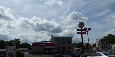 Burger King Restaurant in Roisdorf Stadt Bornheim im Rheinland