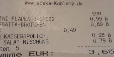 Goerzen Dirk Edeka Aktiv-Markt in Koblenz am Rhein