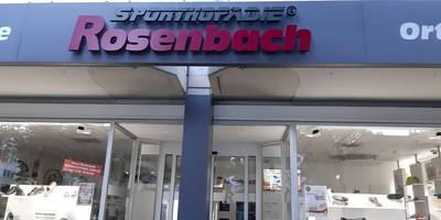 Orthopädie-Schuhtechnik, Orthopädie-Technik, Sanitätshaus Rosenbach GmbH in Koblenz am Rhein