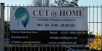 Cutathome Mobile Friseurmeisterin in Ludwigshafen am Rhein