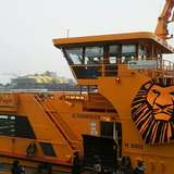 Der König der Löwen in Hamburg