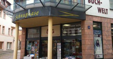 Schnuphase'sche Buchhandlung Inh. Albrecht Reinhold in Altenburg in Thüringen