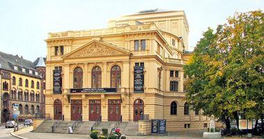 Altenburg-Gera Theater GmbH Landestheater Altenburg in Altenburg in Thüringen