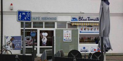 Blue Tomato coffee und ice in Lucka
