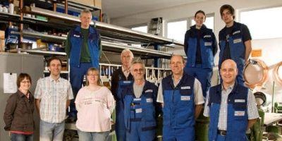 PULVERMÜLLER Bad Heizung Christoph Unger GmbH & Co. KG in Rottenburg am Neckar