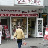 Juwelier Golden Eye FAX in Essen