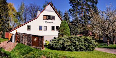 Waldpension Hegemühle Inh. Manuela Wittig Pension in Geithain Ossa