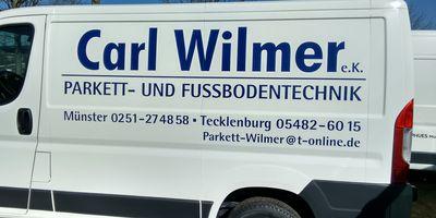 Carl Wilmer e.K. Parkett- und Fußbodentechnik in Münster