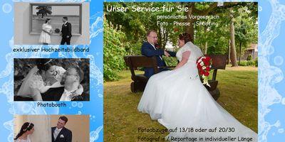 Heiraten in Nordddeutschland Hochzeitsfotograf Reinhard Balzerek in Schwerin in Mecklenburg