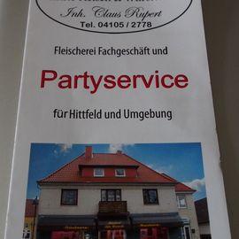 Fleischerei Lissewski e.K. Inh. Claus Rupert in Hittfeld Gemeinde Seevetal