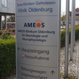 SANA Kliniken Ostholstein Klinik Oldenburg in Oldenburg in Holstein