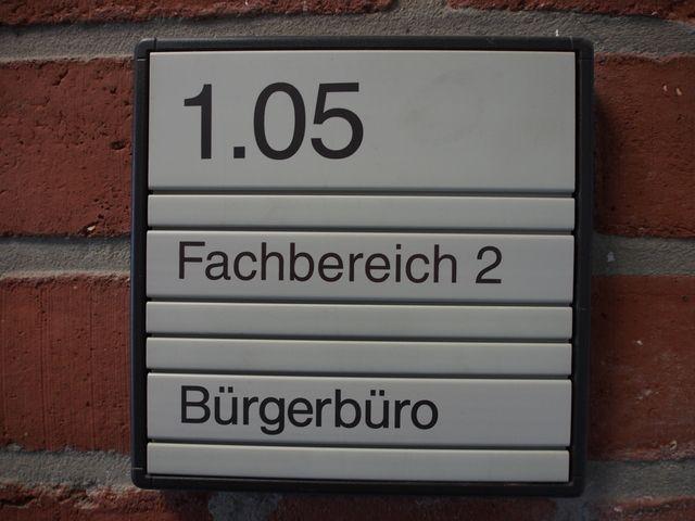 bilder und fotos zu oldenburg b rgerb ro in oldenburg in. Black Bedroom Furniture Sets. Home Design Ideas