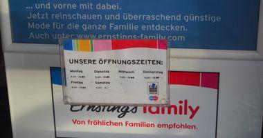 Ernsting's family in Oldenburg in Holstein