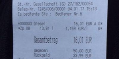 SB-Tankstelle, Inh. Birgitt Schmidt in Schwentinental