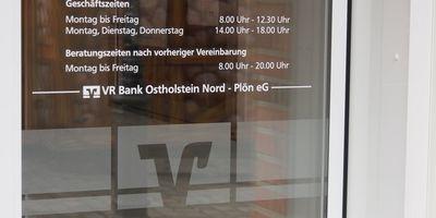 VR Bank Ostholstein Nord - Plön eG in Lütjenburg