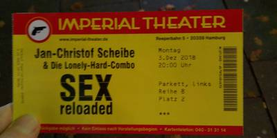 Imperial Theater in Hamburg