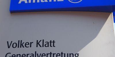 Allianz Generalvertretung Volker Klatt in Oldenburg in Holstein