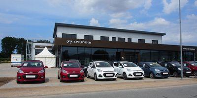 Autohaus am Bungsberg Arend Knoop Hyundai und Seat Vertragshändler in Oldenburg in Holstein