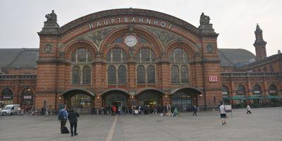 Hauptbahnhof Bremen in Bremen