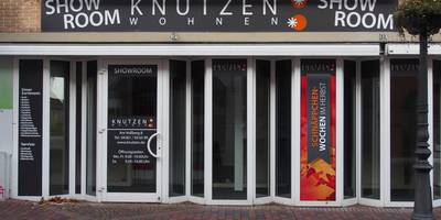Knutzen GmbH -Show-Room in Oldenburg in Holstein