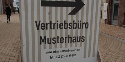 Primus Strand Resort in Heiligenhafen