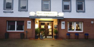 Hotel Rathaus, Inh. Andreas Kluge in Seesen