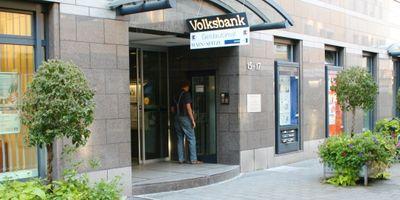 Rüsselsheimer Volksbank eG - Hauptstelle Rüsselsheim in Rüsselsheim