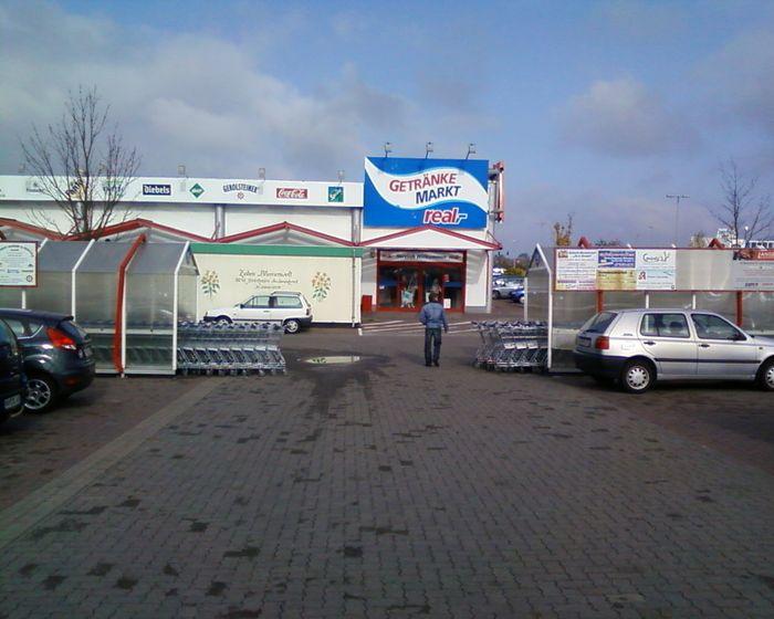 Bilder und Fotos zu real,- SB-Warenhaus in Wismar in Mecklenburg ...