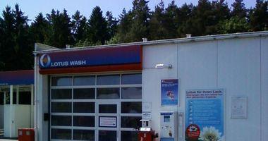 TOTAL Tankstelle in Bergen auf Rügen