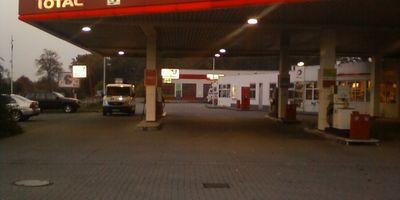 TOTAL Tankstelle in Neubrandenburg