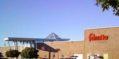 famila-Warenhaus in Bützow