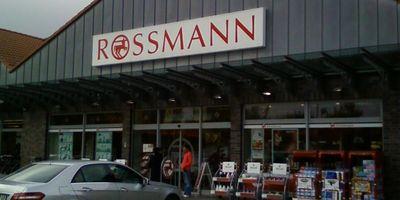 ROSSMANN Drogeriemarkt in Wismar in Mecklenburg