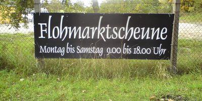 Flohmarktscheune in Neustrelitz