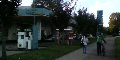 Access Tankstelle in Parchim