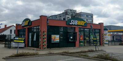 Subway in Magdeburg